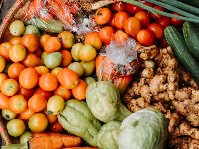 Żywność organiczna rolnictwo przyroda bioróżnorodność