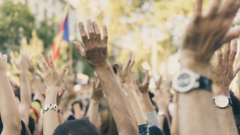 Protest, fot. Chris Slupski [Unsplash]