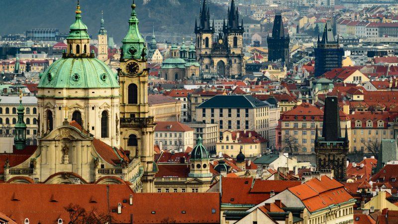 Praga, fot. Dmitriy Goykolov [Unsplash]