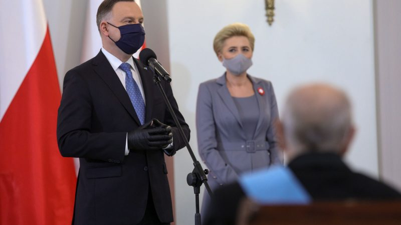 Andrzej Duda, fot. Krzytszof Sitkowski [Kancelaria Prezydenta RP]