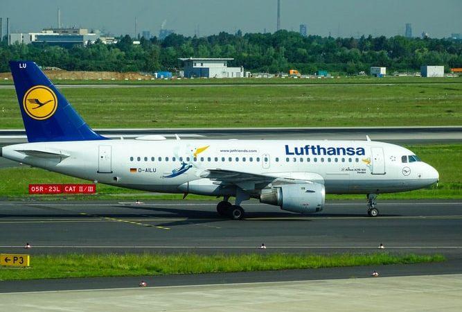 Lufthansa otrzyma 9 mld euro pomocy publicznej