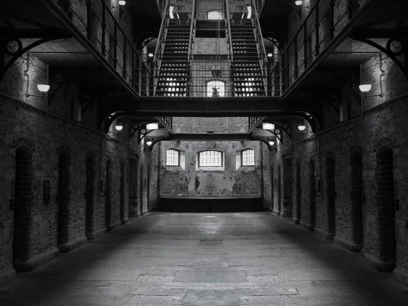 Więzienie, fot. Desertrose7 [Pixabay]
