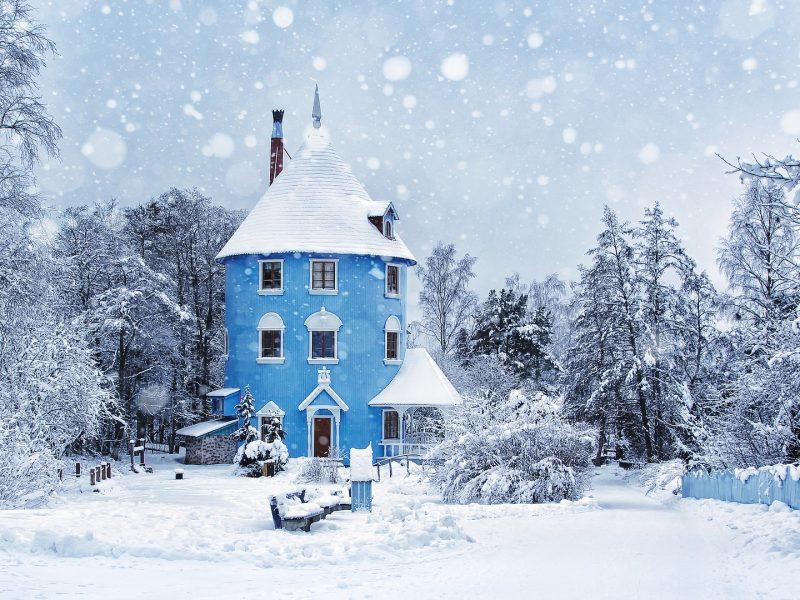Finlandia, fot. Pixabay