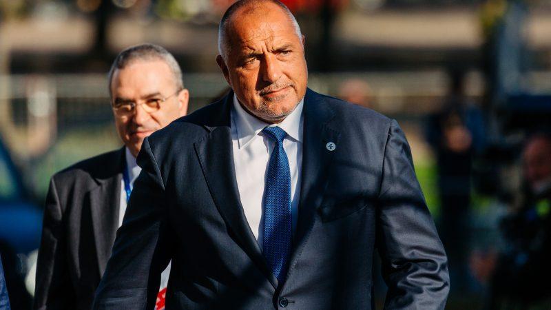 Premier Bułgarii Bojko Borysow zapowiada ukończenie bułgarskiej części Tureckiego Potoku do końca 2020 r.