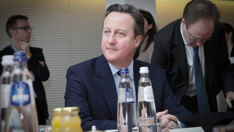 W styczniu 2013 r. ówczesny premier Wielkiej Brytanii David Cameron(na zdj.) wygłosił przemówienie, w którym opowiedział się przeprowadzeniem referendum ws. członkostwa swojego kraju w UE.