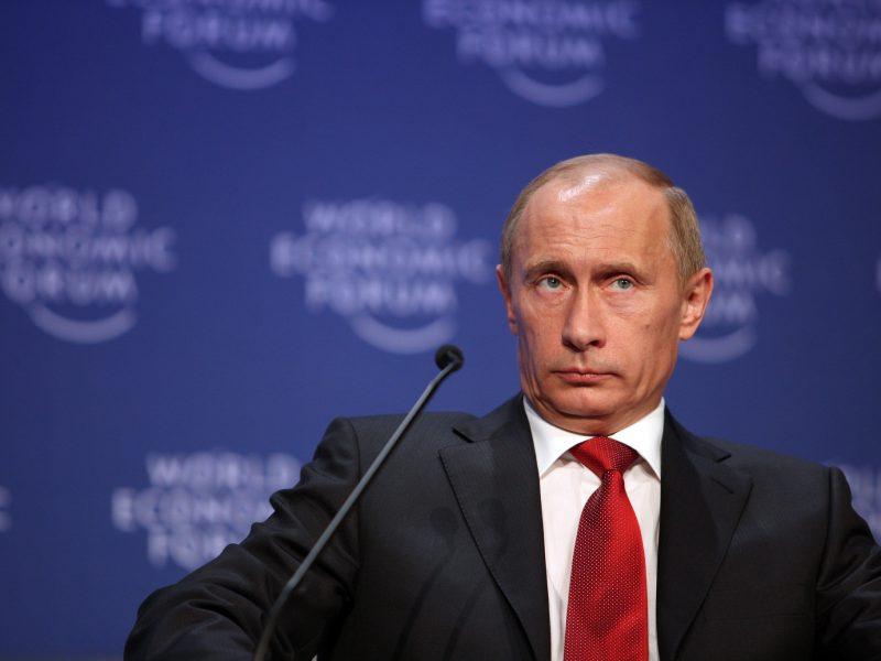Władimir Putin, Pokojowa Nagroda Nobla, Donald Trump, Rosja, USA, Szwecja