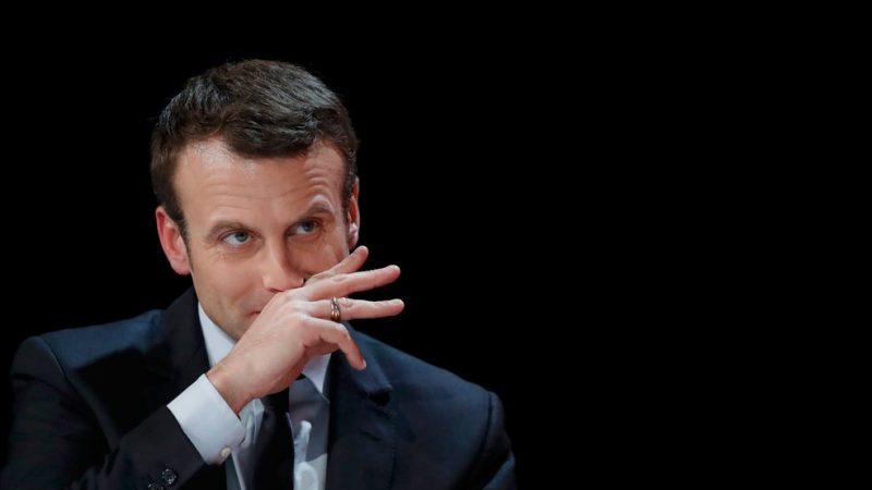Emmanuel Macron - wybory samorządowe 28 czerwca 2020 plebiscytem poparcia? Foto via flickr @Jeso Carneiro, licencja (CC BY-NC 2.0)
