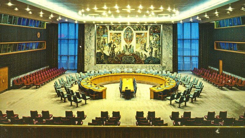 Rada Bezpieczeństwa ONZ, fot. Thomas Hawk [Flickr]