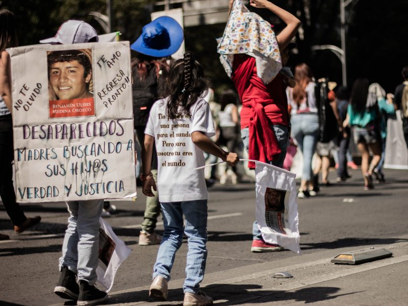 Protesty w Meksyku