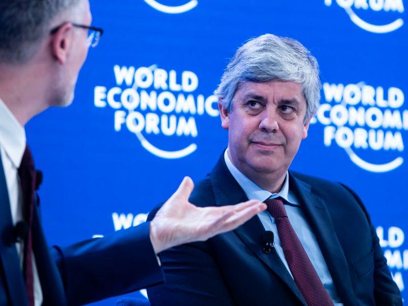 Mário Centeno, szef Eurogrupy zrezygnował z funkcji ministra finansów Portugalii.