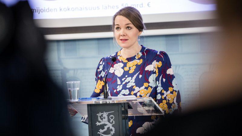 Katri Kulmuni pozostanie na stanowisku szefowej partii Centrum.