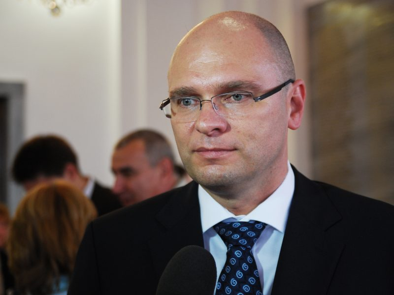 Richard Sulik, fot. Bratislavská župa [Flickr]