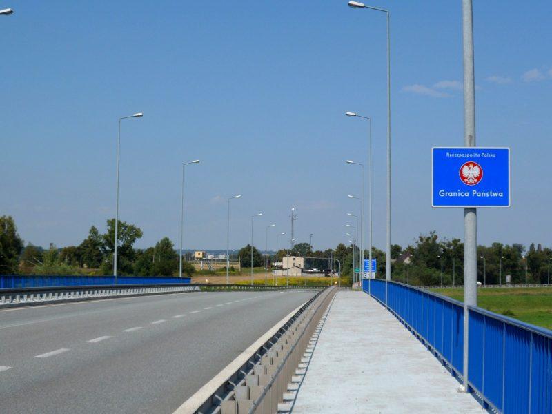 Granica polsko-czeska Chałupki-Bohumin (źródło: Flickr/viandistoo/CC BY 2.0)