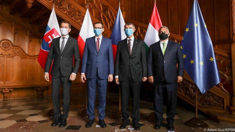 Polska przejmuje od 1 lipca rotacyjną prezydencję w Grupie Wyszehradzkiej.