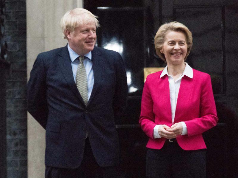 Podczas poniedziałkowej (15 czerwca) wideokonferencji z unijnymi liderami dojdzie do próby przełamania impasu w toczących się negocjacjach ws. przyszłych relacji między Unią Europejską a Zjednoczonym Królestwem.