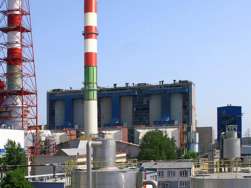 Elektrownia Ostrołęka [Foto via @Energa Ostrołęka]
