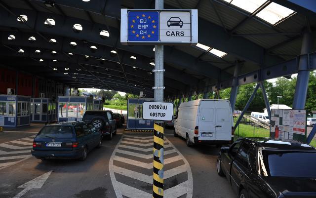 Granica zewnętrzna UE, źródło: ec.europa.eu