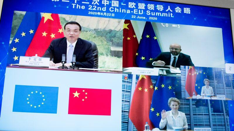 Szczyt UE-Chiny miał rozładować napięcia we wzajemnych relacjach, źródło: EC-Audiovisual Service, European Union 2020, fot. Etienne Ansotte