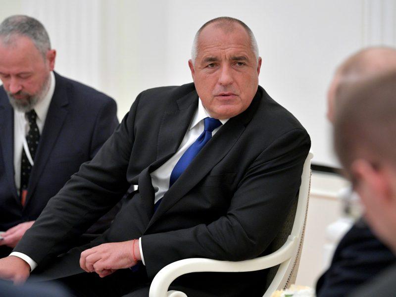 Premier Bułgarii Bojko Borysow, źródło: en.kremlin.ru (CC BY 4.0)