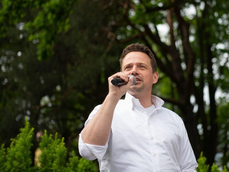 Rafał Trzaskowski, fot. @Rafał Trzaskowski [Facebook], wybory prezydenckie