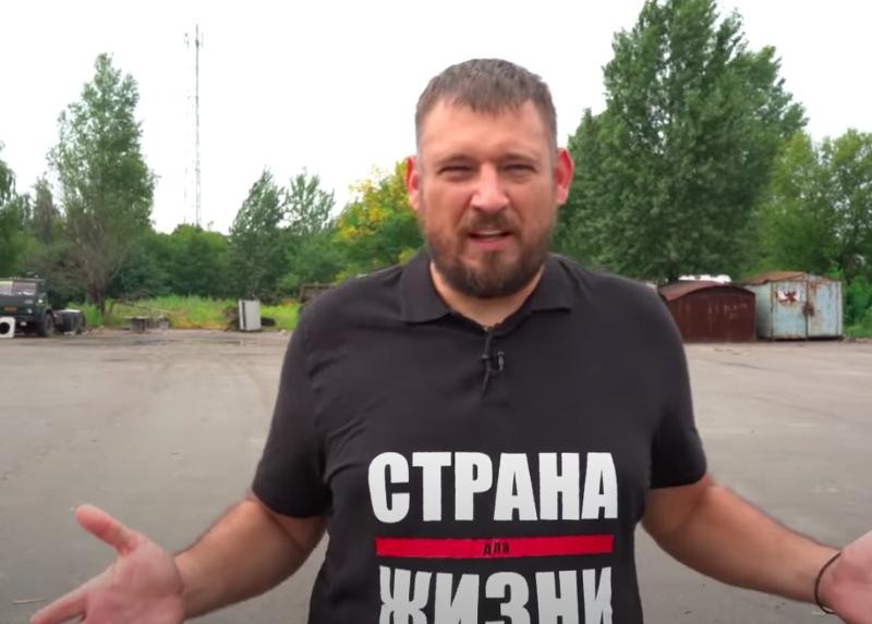 Siarhiej Cichanouski stał się najpopularniejszym białoruskim blogerem, źródło: YouTube/Страна для жизни