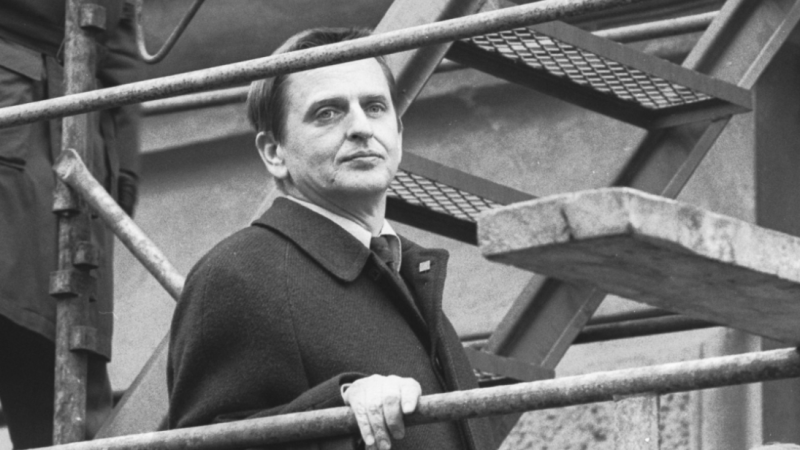 Olof Palme we wczesnych latach 70. (fot. Wikipedia/Oiving, CC BY-SA 3.0)