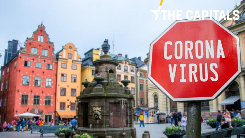 Szwedzi kwestionują strategię walki z pandemią, ale... rząd zyskuje w sondażach.