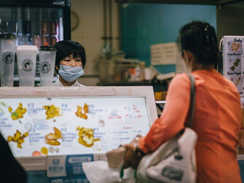 Czy epidemia w Wuhan zaczęła sięjużw sierpniu? (Photo by Kate Trifo on Unsplash)