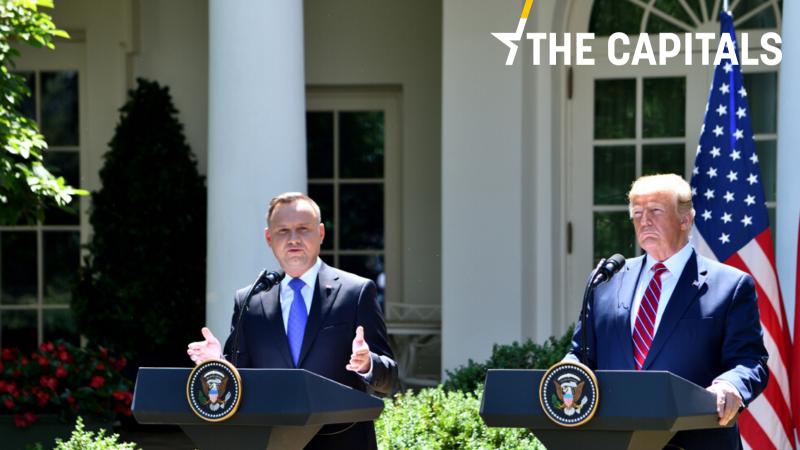 Prezydent Polski Andrzej Duda spotka się jutro w Białym Domu z Donaldem Trumpem.