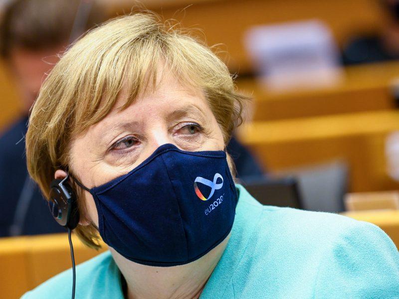 Niemcy, Angela Merkel, koronawirus, COVID19, SARS-CoV-2, Unia Europejska, Niemcy, prezydencja w UE
