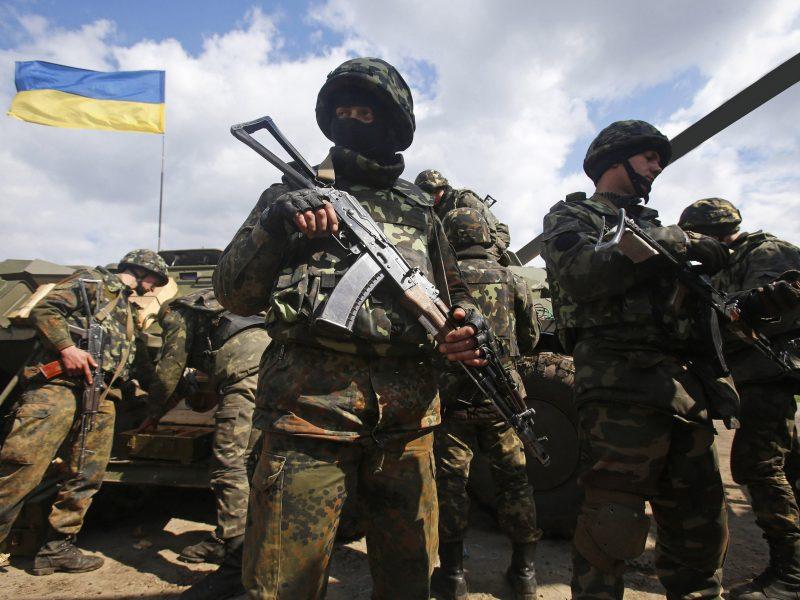 Konflikt militarny we wschodniej Ukrainie [Flickr, Ministry of Defence of Ukraine, CC BY-SA 2.0]