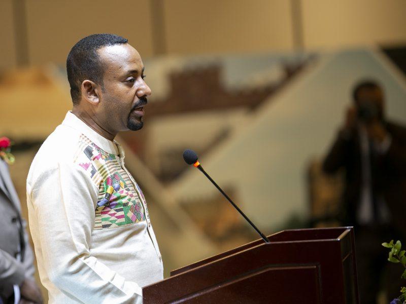 W trakcie niemieckiej prezydencji odbędzie się również szczyt UE-Afryka. Jakie cele Europa chce osiągnąć przez najbliższe pół roku? / Premier Etiopii Abiy Ahmed, fot. Paul Kagame [Flickr]