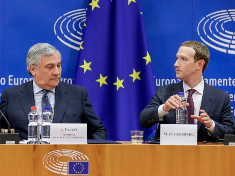 """Jak informuje """"Financial Times"""" według Facebooka, unijni śledczy żądali od spółki wrażliwych informacji osobistych o pracownikach."""