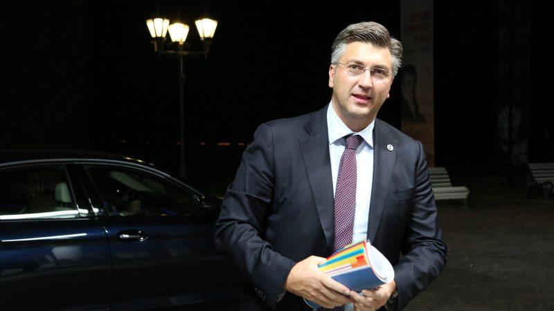 Dotychczasowy premier Chorwacji Andrej Plenković. Czy będzie nim także po dzisiejszych wyborach parlamentarnych? Źródło: Flickr/EU2017EE Estonian Presidency, fot. Annika Haas (EU2017EE), CC BY 2.0