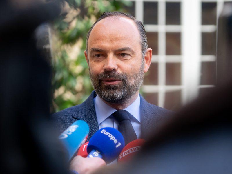 Premier Francji Édouard Philippe, źródło: Flickr, fot. Jacques Paquier (CC BY 2.0)