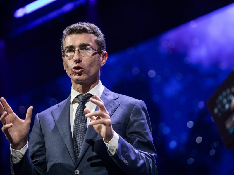 Marc Lemaître, Dyrektor Generalny do spraw polityki regionalnej i miejskiej w Komisji Europejskiej, fot. European Week of Regions and Cities [Flickr CC 2.0]