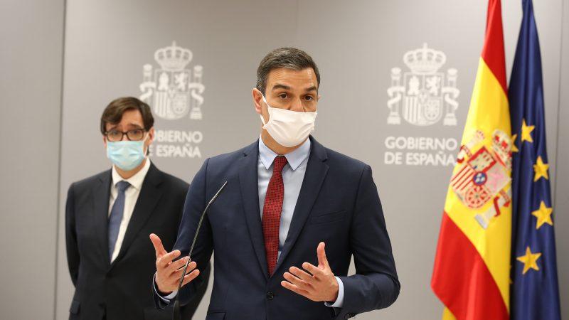Pandemia koronawirusa odbiła się na sytuacji gospodarczej Hiszpanii, znajdując potwierdzenie w rekordowym spadku PKB tego kraju w I kwartale 2020 r.