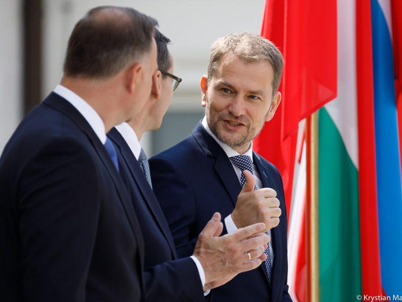 Premier Igor Matovič zapowiedział w środę (22 lipca), że jeśli na posiedzenia parlamentu w czwartek (23 lipca) zostanie odwołany ze stanowiska, złoży mandat poselski i odejdzie z polityki.