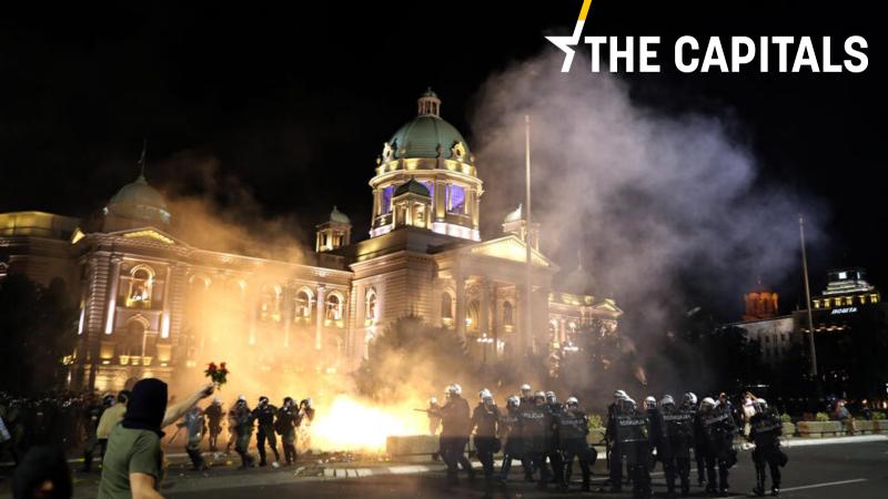 Prezydent Serbii Aleksandar Vuczić zapowiedział we wtorek (7 lipca) ponowne wprowadzenie godziny policyjnej w stolicy kraju Belgradzie na najbliższy weekend z uwagi na najwyższy wskaźnik dobowy zgonów na koronawirusa.