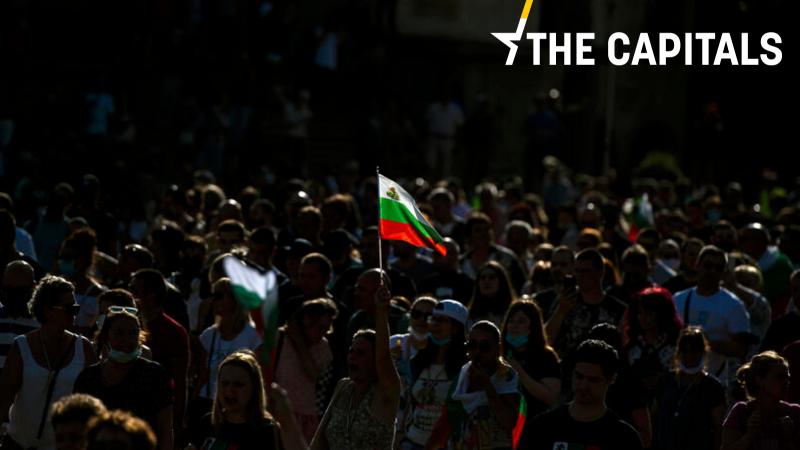 W niedzielę (12 lipca) w Bułgarii kontynuowano antyrządowe protesty.