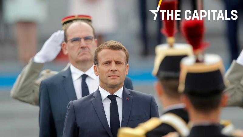 W Dzień Bastylii Emmanuel Macron zapowiedział, że Francja będzie gotowa na przyjście ewentualnej drugiej fali zachorowań.
