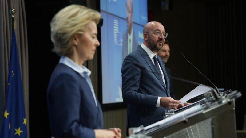 Przewodniczący Rady Europejskiej Charles Michel przesłał do unijnych stolic nowy projekt kompromisu na temat Wieloletnich Ram Finansowych UE na lata 2021-2027.