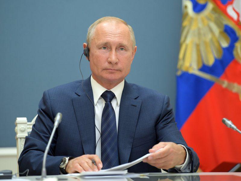 Władimir Putin, Rosja, Ukraina, Nawalny, prawa człowieka