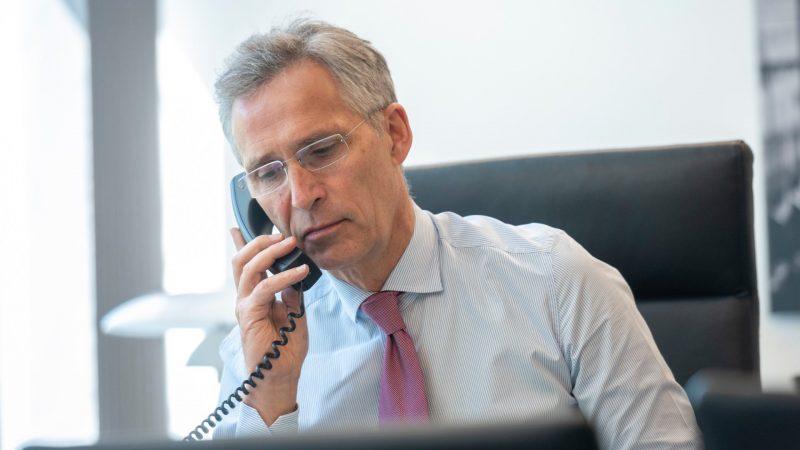 Sekretarz generalny NATO Jens Stoltenberg [Twitter, @NATO]