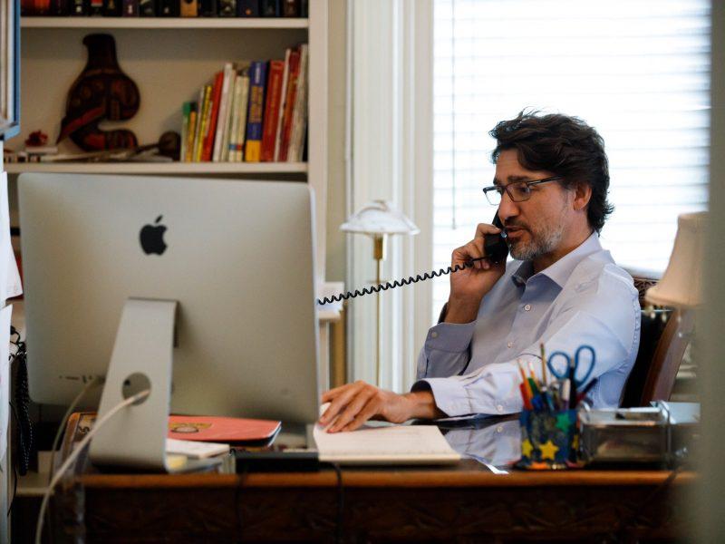 Premier Kanady Justin Trudeau [Twitter, @JustinTrudeau]
