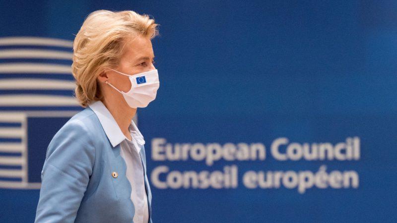 -europejska-ursula-von-der-leyen-ukraina-koronawirus-szczepionki-rzecznik-praw-obywatelskich-emily-oreilly, Ukraina, pandemia, COVAX, Chiny, Rosja, Sputnik V, szczepienia