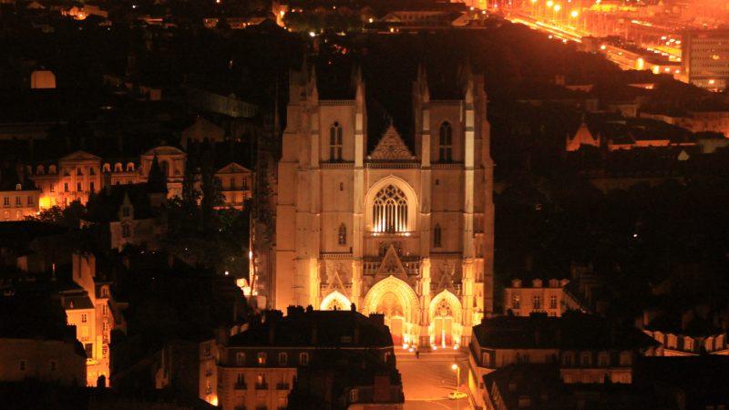 Katedra w Nantes, źródło: Wikipedia, fot. Llann Wé² (CC BY-SA 3.0)