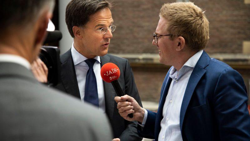 Premier Holandii Mark Rutte, fot. @Mark Rutte [Facebook]