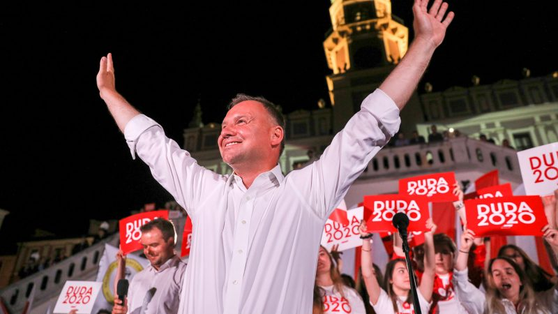 Prezydent Andrzej Duda, fot. @Andrzej Duda [Facebook]