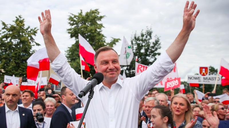 Prezydent Andrzej Duda, źródło: KPRM/fot. Grzegorz Jakubowski
